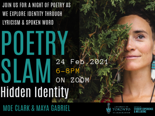 Poetry Slam: Hidden Identity
